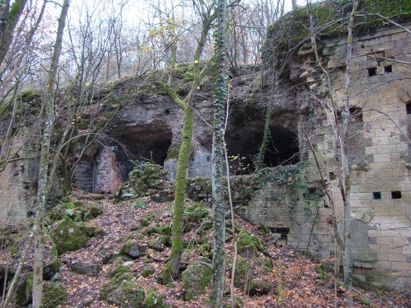 Le fort Driant (festung Metz) Dsc08525