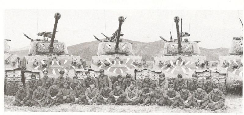 sherman  M4A3E8 COREE Numari68