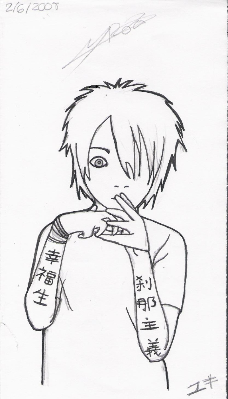 Dibujos Inuka Yuky_k10