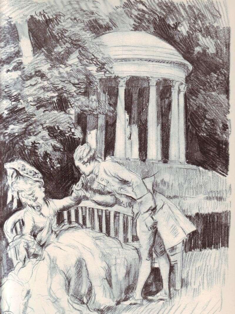 Si Versailles m'était conté (Lana Marconi), réalisé par Sacha Guitry en 1953 Scan1010