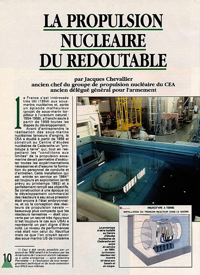 LE REDOUTABLE (SNLE) (Sous surveillance spéciale) - Page 18 P1010