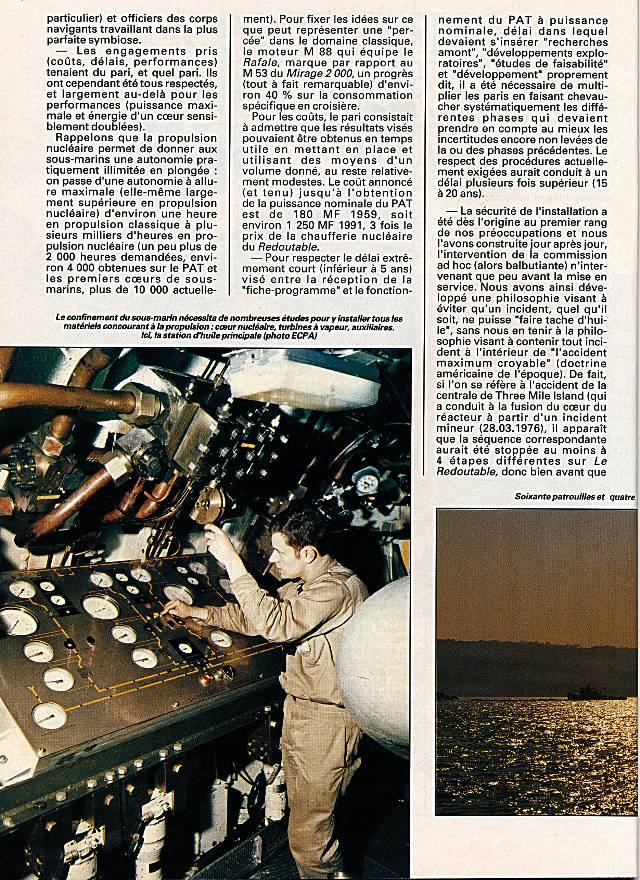 LE REDOUTABLE (SNLE) (Sous surveillance spéciale) - Page 18 P1210