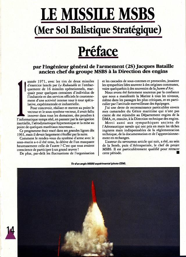LE REDOUTABLE (SNLE) (Sous surveillance spéciale) - Page 18 P1410