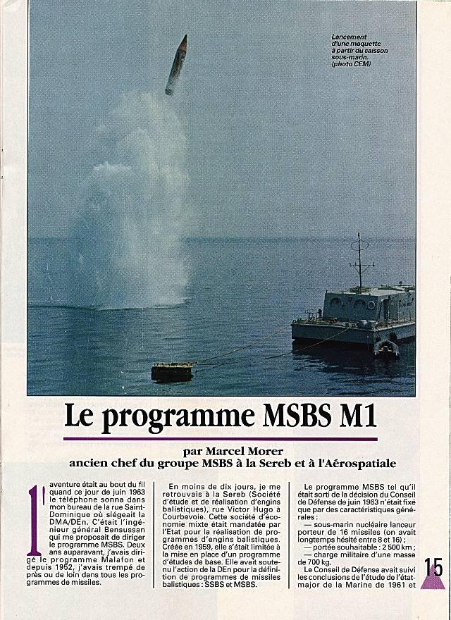 LE REDOUTABLE (SNLE) (Sous surveillance spéciale) - Page 18 P1510