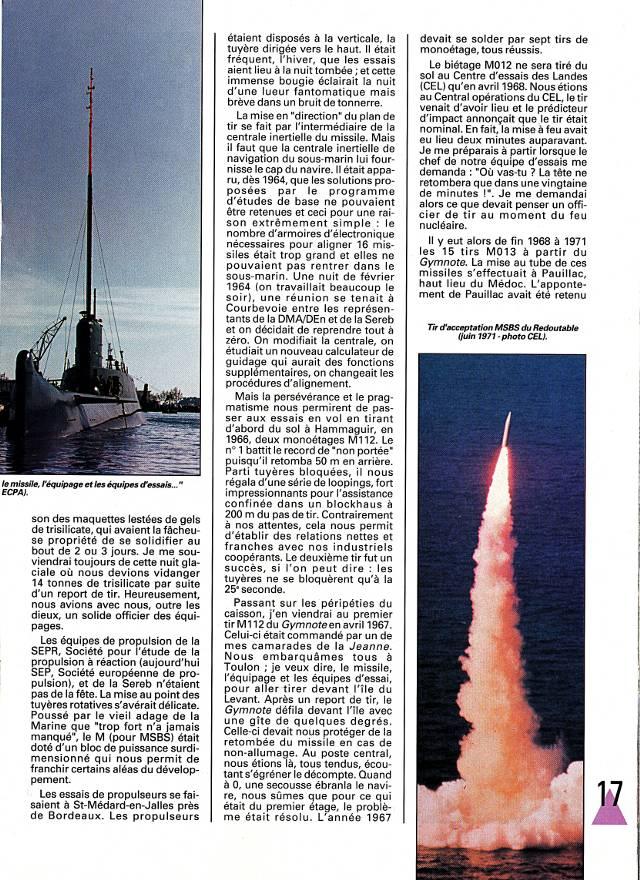 LE REDOUTABLE (SNLE) (Sous surveillance spéciale) - Page 18 P1710