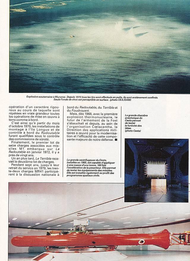 LE REDOUTABLE (SNLE) (Sous surveillance spéciale) - Page 18 P2110