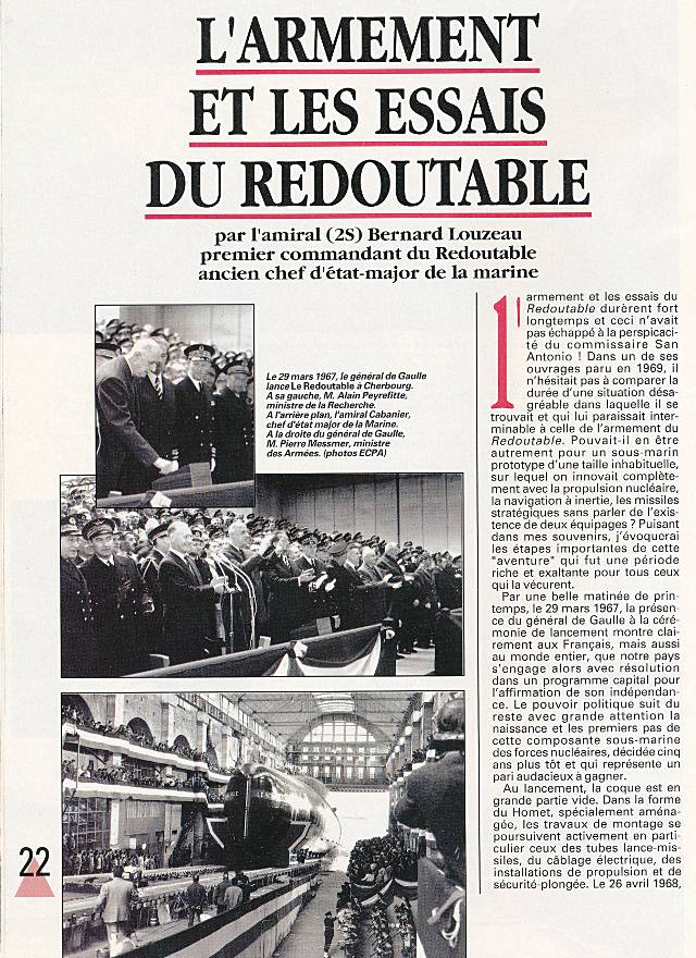 LE REDOUTABLE (SNLE) (Sous surveillance spéciale) - Page 18 P2210