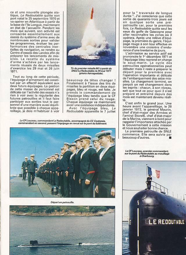 LE REDOUTABLE (SNLE) (Sous surveillance spéciale) - Page 18 P2510