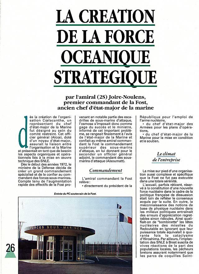 LE REDOUTABLE (SNLE) (Sous surveillance spéciale) - Page 18 P2610