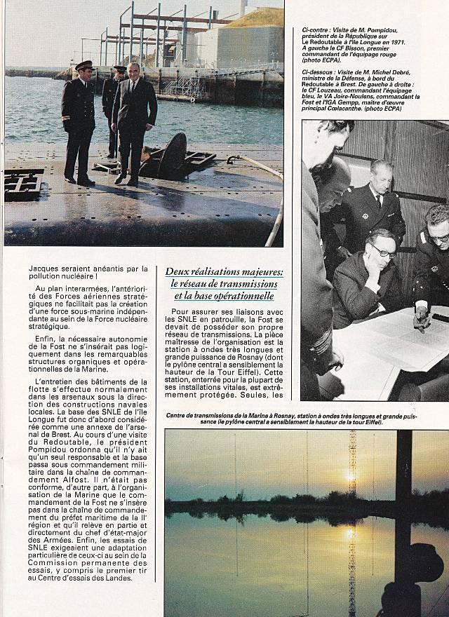 LE REDOUTABLE (SNLE) (Sous surveillance spéciale) - Page 18 P2710
