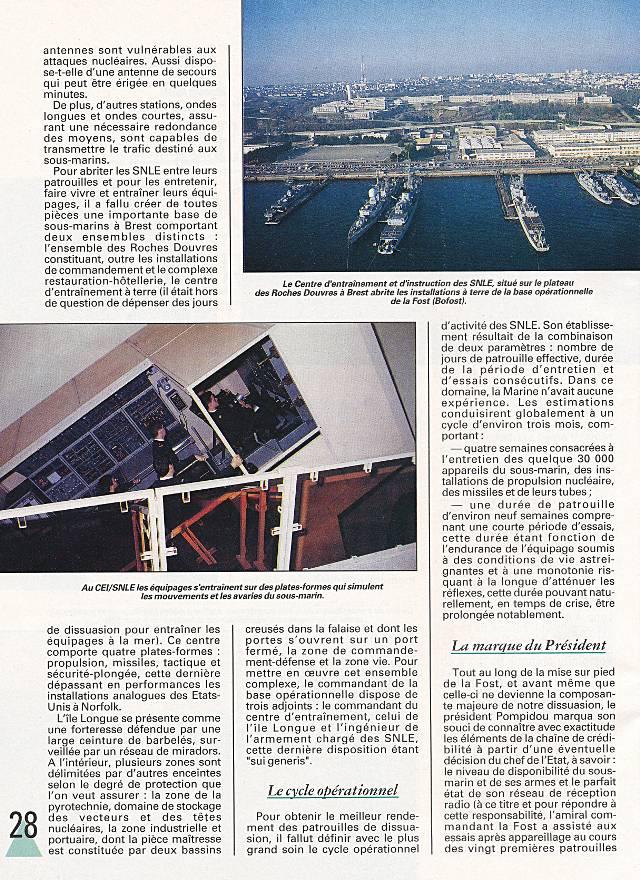 LE REDOUTABLE (SNLE) (Sous surveillance spéciale) - Page 18 P2810