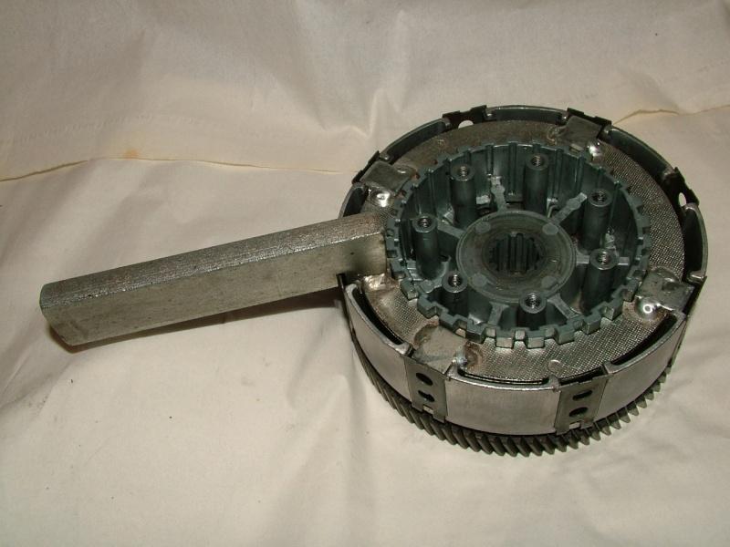 Puch Cobra - Rotura En El Embrague Dscf1721