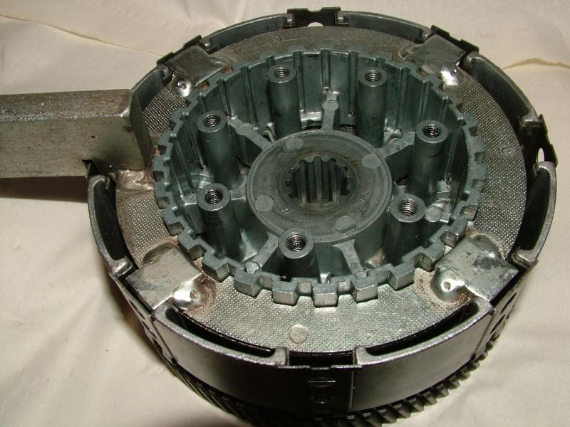 Puch Cobra - Rotura En El Embrague Dscf1722