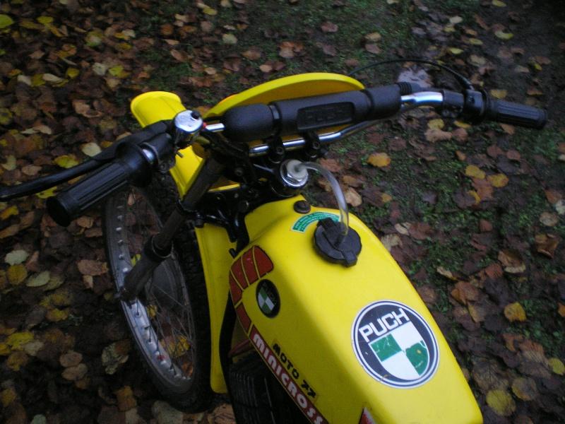 Puch MiniCross TT 1ª serie Pc130020