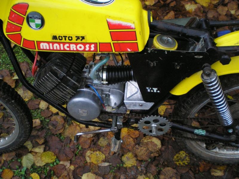 Puch MiniCross TT 1ª serie Pc130027