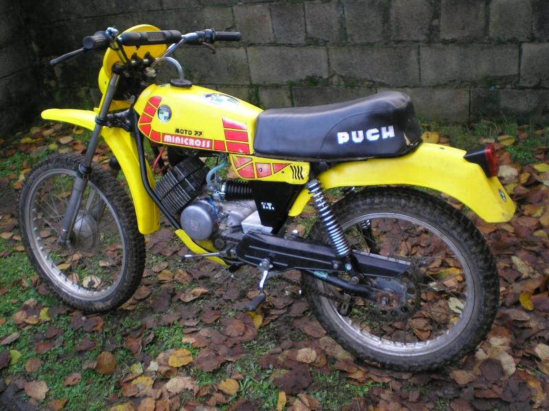 Puch MiniCross TT 1ª serie Pc160012