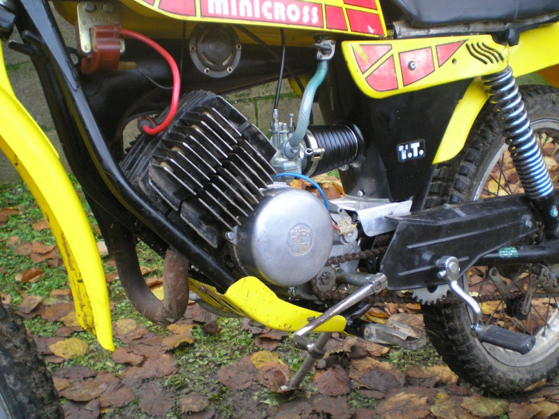 Puch MiniCross TT 1ª serie Pc160013