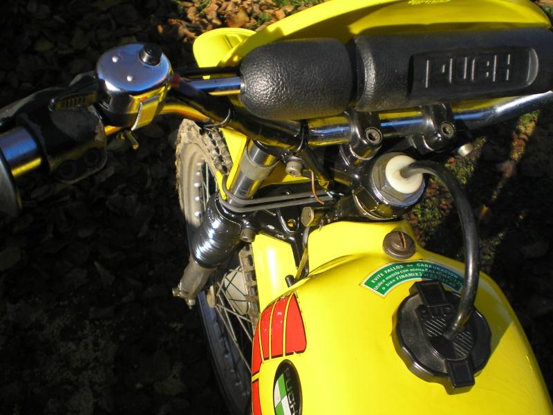 Puch MiniCross TT 1ª serie Pc200021