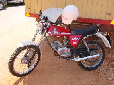 Puch Cobra 6C 50cc Versia10