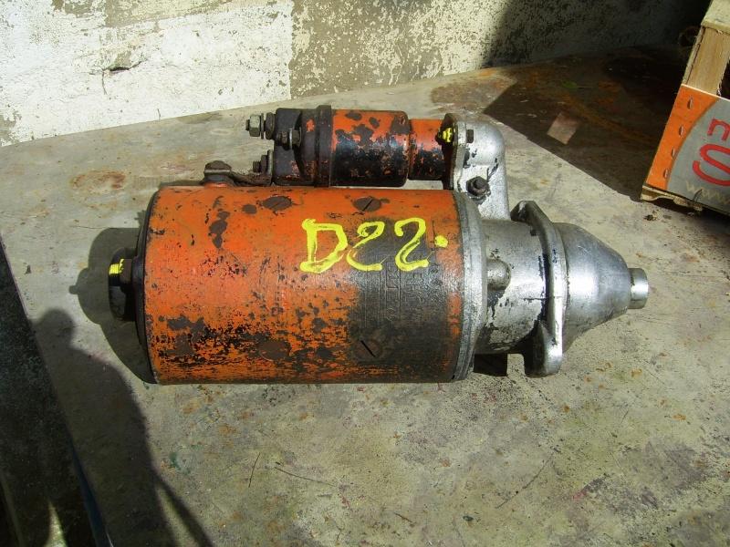 Démarreur de D22 (vendu) Sv105610