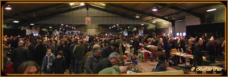 Reportage Normandy Western Trade Show en Photos Hall_r13