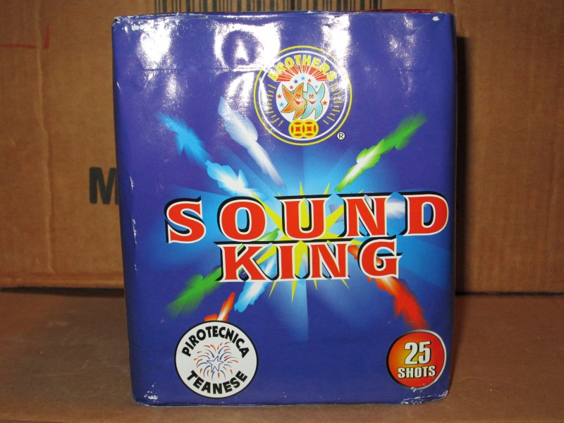 SOUND KING 25 Colpi 00310