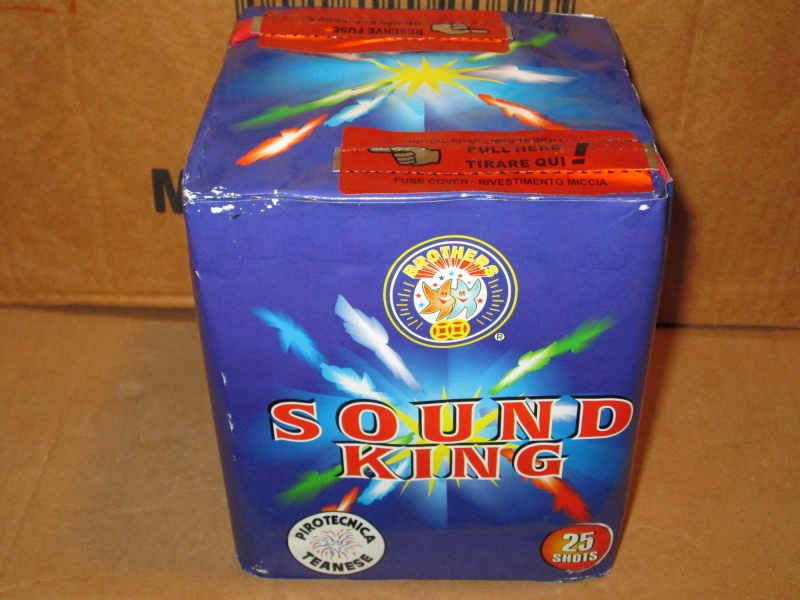 SOUND KING 25 Colpi 00412