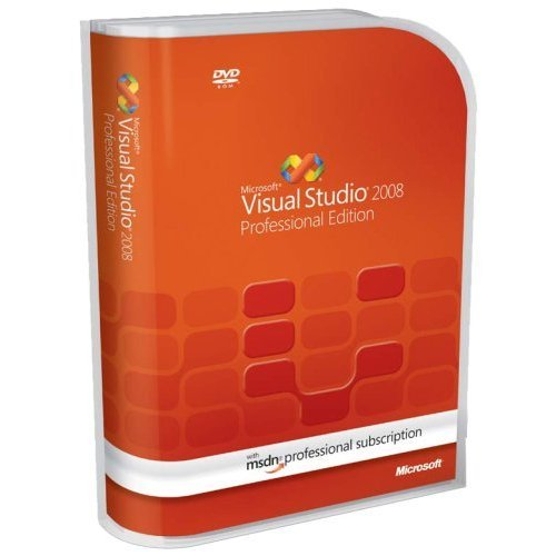 Visual Studio 2008 Final PRO en Español Micros10