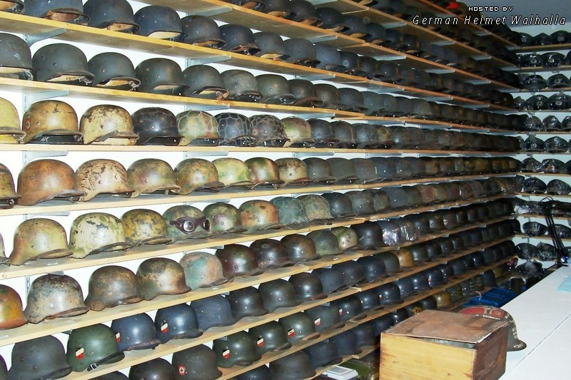 Vos casques allemands WW2... - Page 2 Post-210