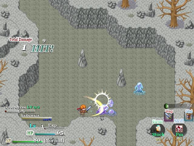 The celestial quest Combat10