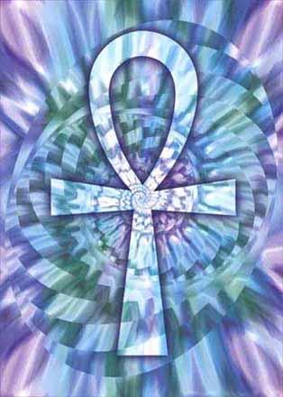 La croix de ankh : la croix de vie Ankh10