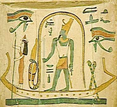 Divinités égyptiennes (manquantes) Atoum_10