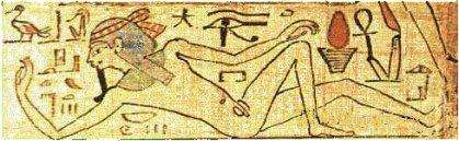 Divinités égyptiennes (manquantes) Geb210
