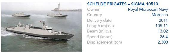 Sigma Marocaines / Royal Moroccan Navy Sigma Class Frigates - Page 3 Sigdel10