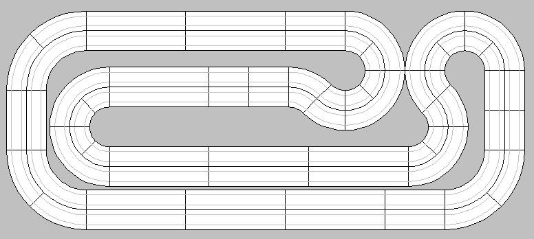 Mon projet de circuit MicroScalex 36x8010
