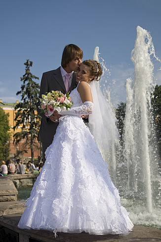 Свадебные фотографии 4412
