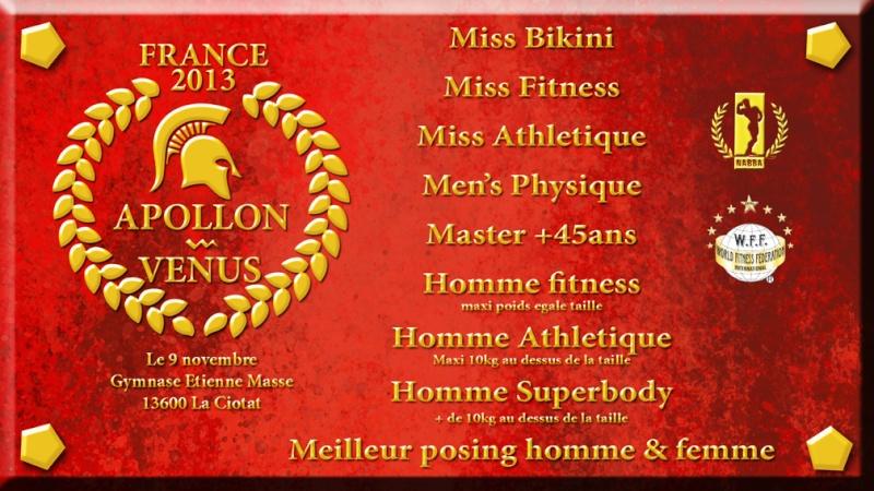 france - Apollon et Venus de France le 9 novembre 2013 Reglem10