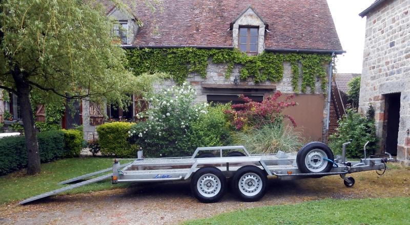 Vends plateau porte voiture 2t5 Lider 2013-017