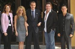 ::El mejor sitio de Shakira en Argentina:: - Portal Cumbre10