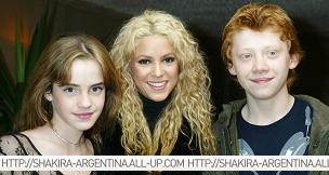 ::El mejor sitio de Shakira en Argentina:: - Portal Shakir10
