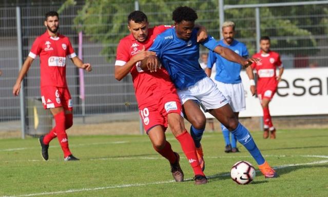 [Amical] Racing Besançon / FC Mulhouse Baka10