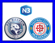[N3] 5ème journée : ASC Biesheim / FC Mulhouse Bieshe10