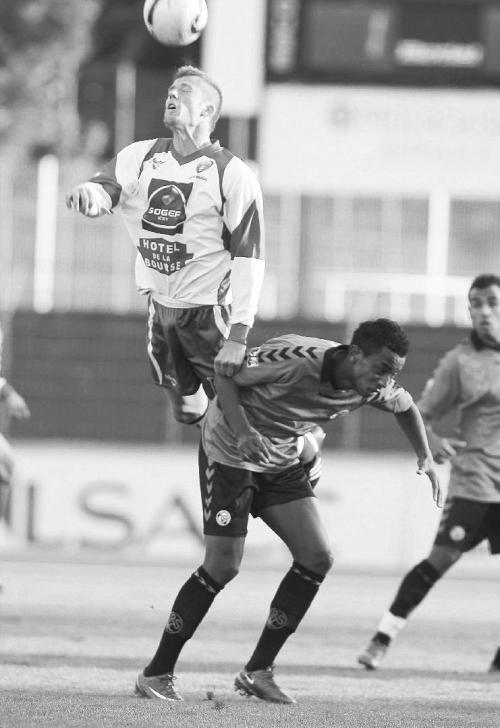 [CFA] FC Mulhouse / Raon l'Etape Demuth11