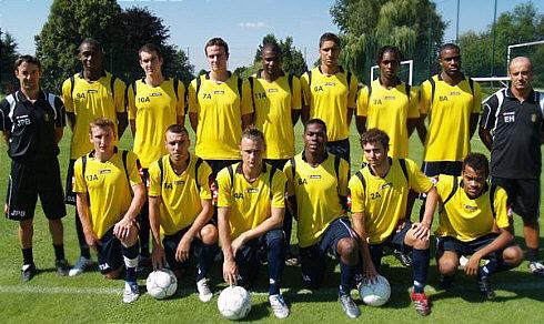 [CFA] FC Mulhouse / Sochaux2 Equipe10