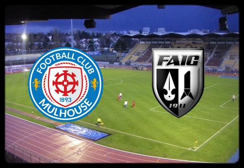 [N3] 4ème journée: FC Mulhouse  - FAIG Fcmfai11