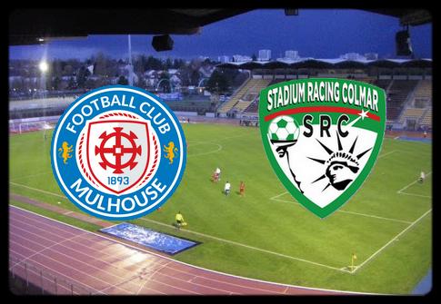 [N3] 6ème journée: FC Mulhouse - SR Colmar Fcmsrc14