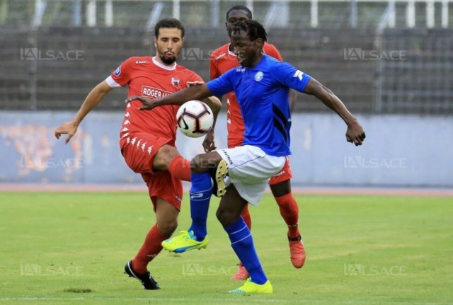 [Amical] FC Mulhouse / Jura Dolois Idriss12