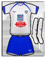 [CFA] RC Besançon / FC Mulhouse le 20/02/2009 Mulhou10