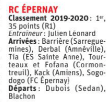 [N3] 1ère journée FC Mulhouse / RC Epernay Rceper10