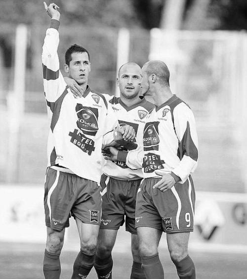 [CFA] FC Sochaux 2 / FC Mulhouse Regnie10